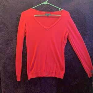 Pink Gap lightweight sweater